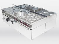 <p>REDFOX 900 COOKING LINE</p>